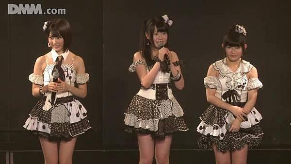 HKT48 140508 チームKIV「シアターの女神」初日公演.wmv_20140515_233928.597