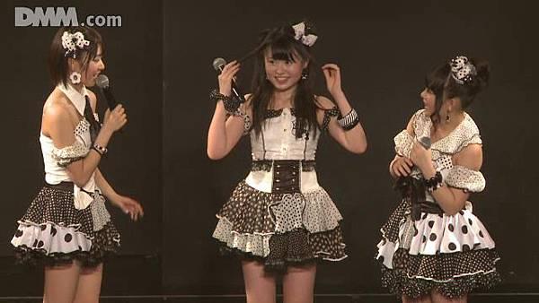 HKT48 140508 チームKIV「シアターの女神」初日公演.wmv_20140515_233949.392
