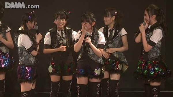 HKT48 140508 チームKIV「シアターの女神」初日公演.wmv_20140515_234934.380