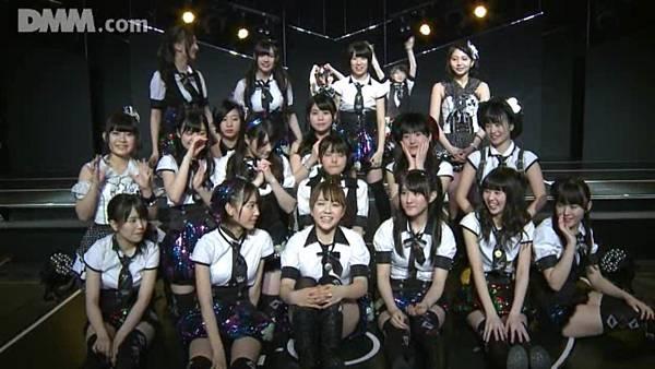 HKT48 140508 チームKIV「シアターの女神」初日公演.wmv_20140515_235351.595