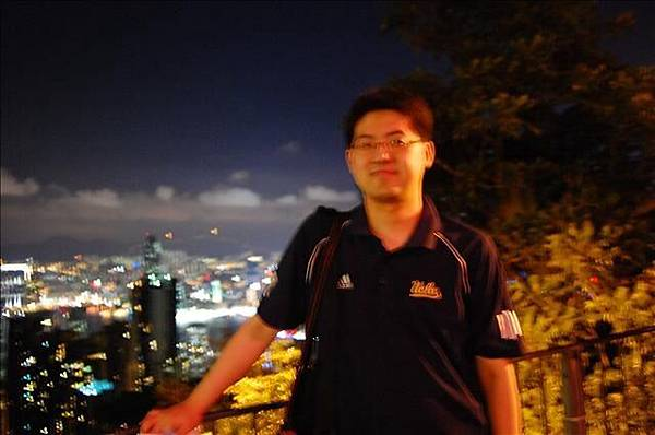 2007.8.3 坐巴士到太平山看夜景 038