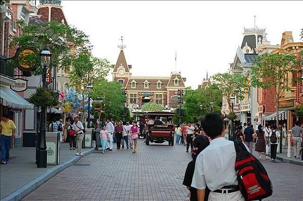 2007.8.3 迪士尼樂園2 025