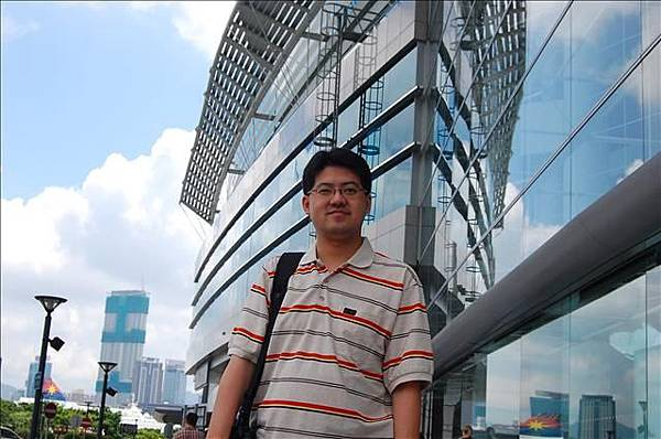 2007.8.4 會展中心、金紫荊 008