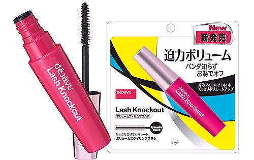 PLAZA 暢銷品 Lash KnocKout 睫毛膏-1.bmp