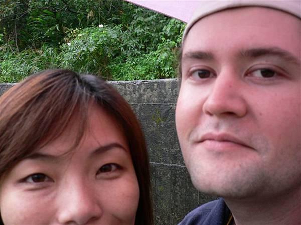 Taipei Zoo 都照到他的自拍