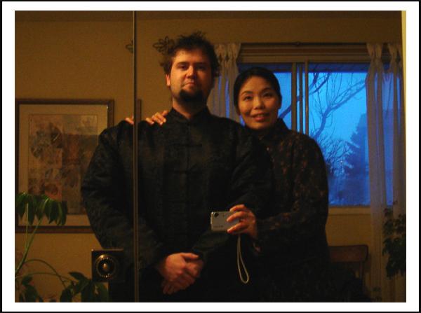 2006聖誕節-中國風(我的表情好經典啊~)