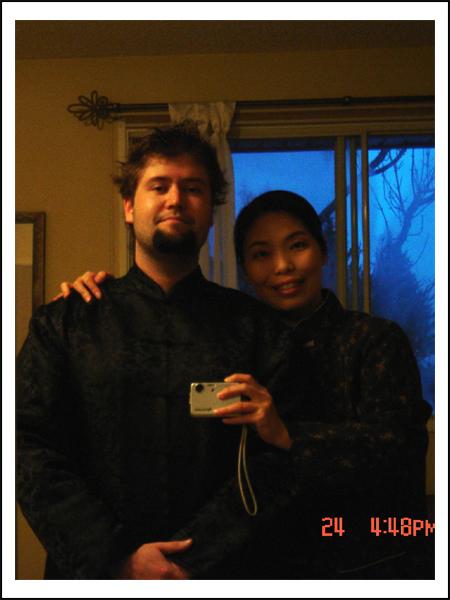 2006聖誕節-中國風