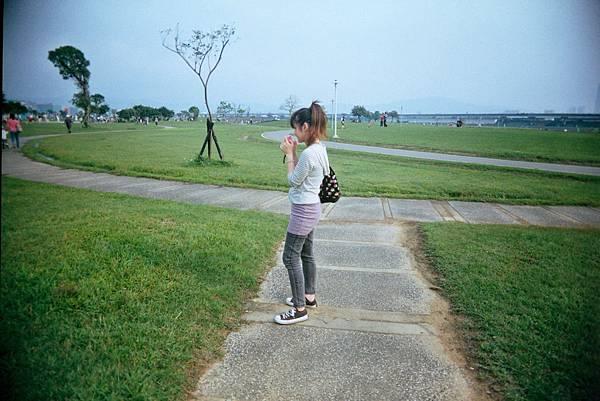 我們一起去河濱公園