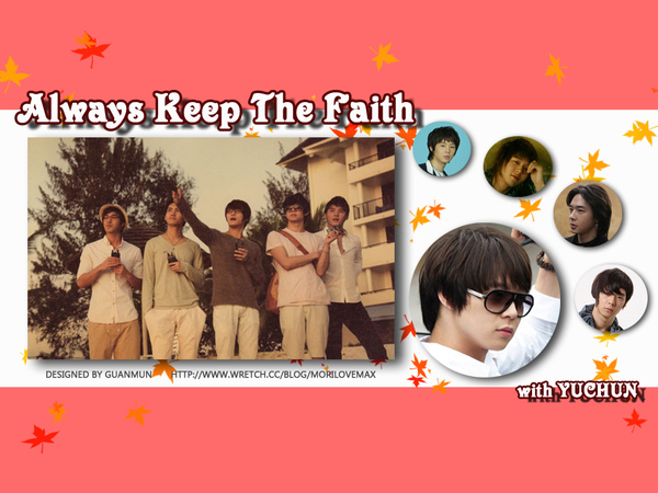 always keep the faith with micky.jpg