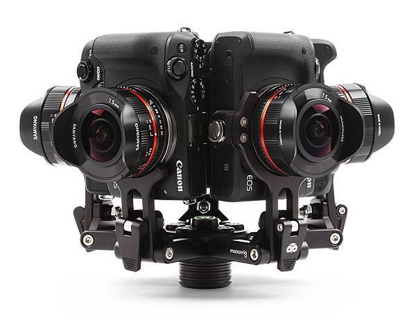 各家VR360全景相機簡介(應該是地表最齊全的了)-MoooVr