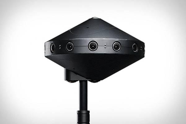 各家VR360全景相機簡介(應該是地表最齊全的了)-Lytro Immerge