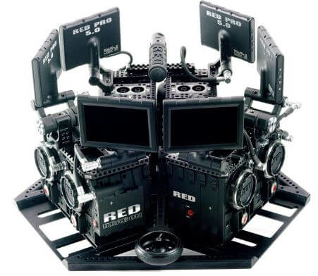 各家VR360全景相機簡介(應該是地表最齊全的了)-Next VR