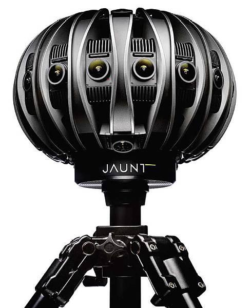 各家VR360全景相機簡介(應該是地表最齊全的了)-Jaunt One