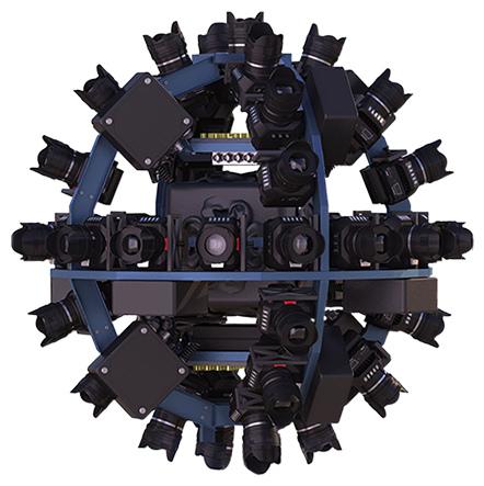 各家VR360全景相機簡介(應該是地表最齊全的了)-Eye Camera