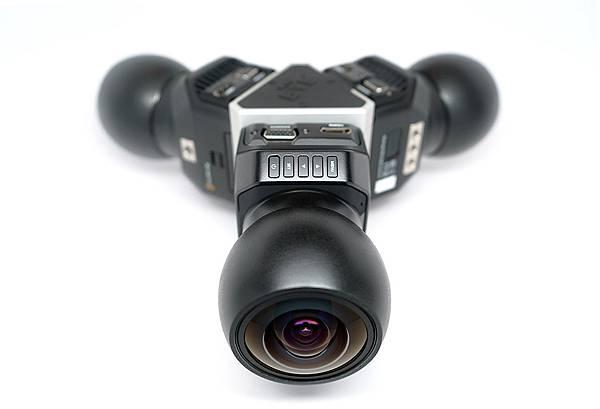 各家VR360全景相機簡介(應該是地表最齊全的了)-Mini EYE™ 3