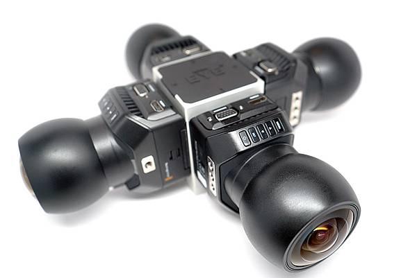 各家VR360全景相機簡介(應該是地表最齊全的了)-Mini EYE™ 4
