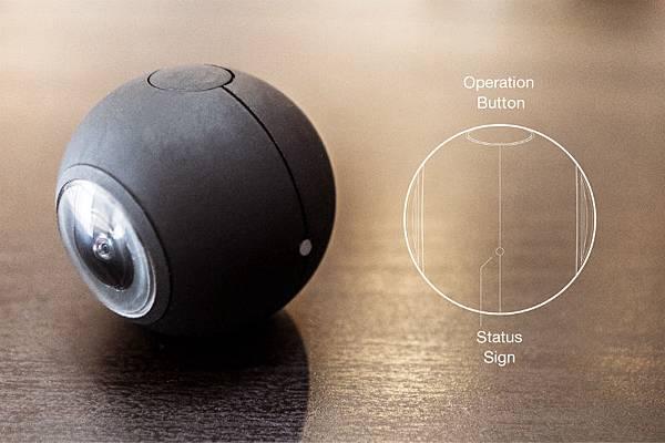 各家VR360全景相機簡介(應該是地表最齊全的了)-Luna 360