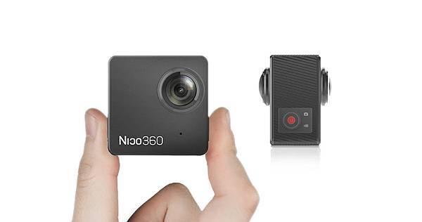 各家VR360全景相機簡介(應該是地表最齊全的了)-Nico 360
