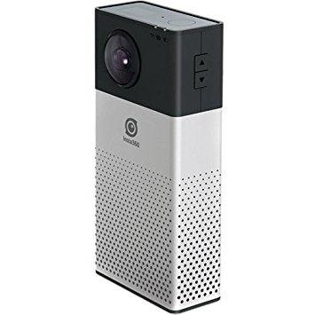 各家VR360全景相機簡介(應該是地表最齊全的了)-Insta360 4K