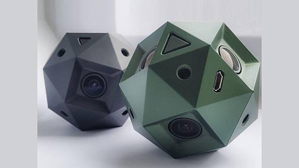 各家VR360全景相機簡介(應該是地表最齊全的了)-Sphericam 2