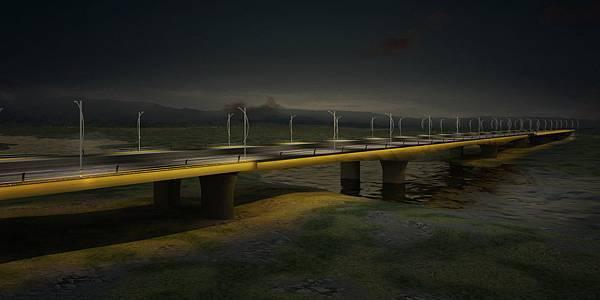 曾文溪橋Type01_night