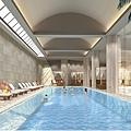 C棟-B1層-泳池