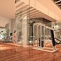 C棟-B1層-健身房