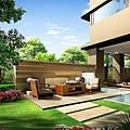 1樓中庭景觀-2
