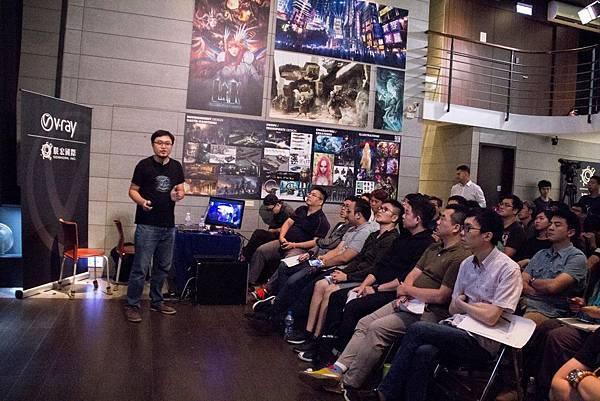 [JC的話]V-Ray Day Taiwan參加心得與VRay參數調節筆記-Hammer Chen