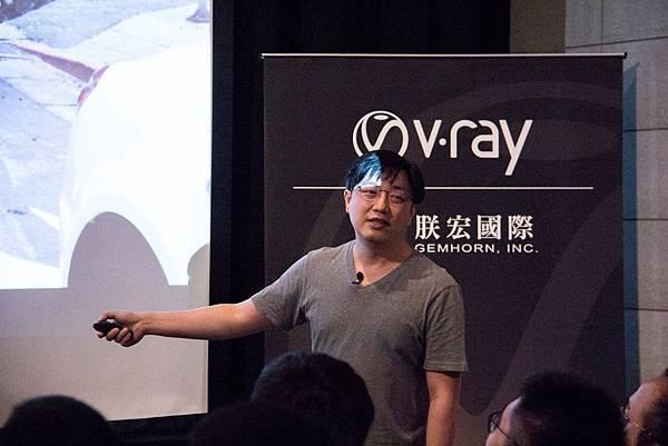 [JC的話]V-Ray Day Taiwan參加心得與VRay參數調節筆記-顏武雄