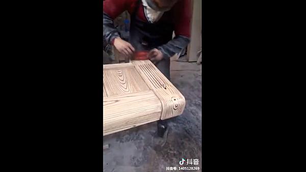 [室內設計]-工法-木紋用刷的