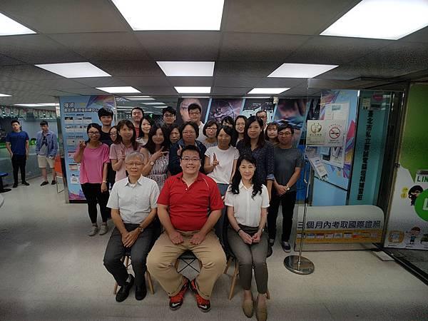 [JC的話]台北市政府新工處 Revit 班結業-01