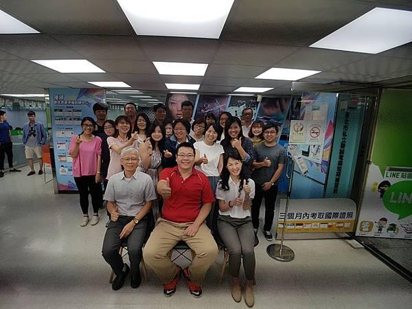 [JC的話]台北市政府新工處 Revit 班結業-02