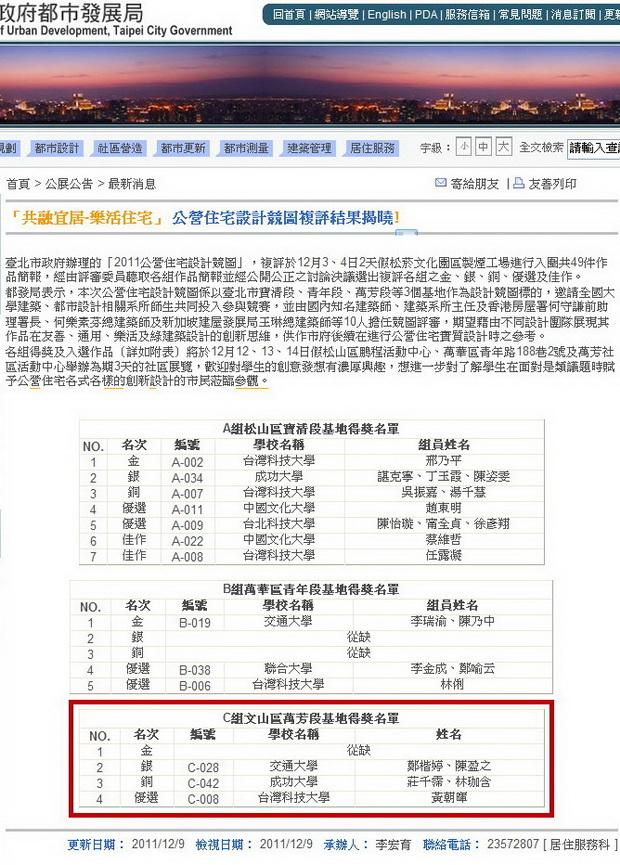 公營住宅設計競圖複評結果揭曉-2011.12.09-2.jpg
