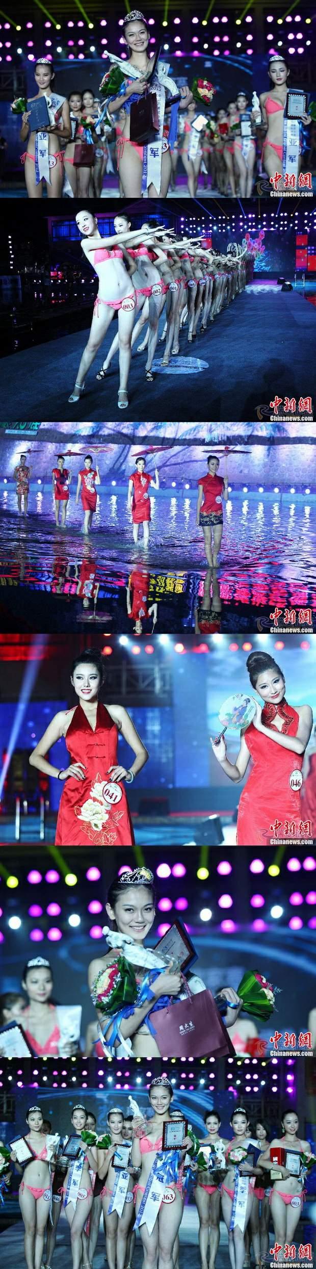 2012全球比基尼小姐中國區決賽-2012.08.12