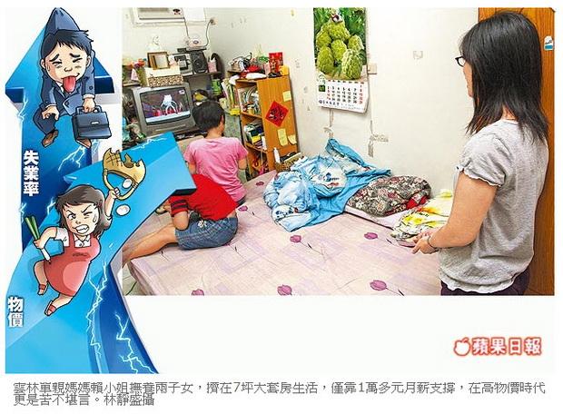 「肚子餓趕快去睡」 台灣淪最痛苦國家-2012.09.24-02