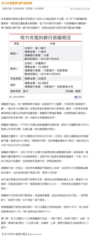 奇力光電歇業 留56億債務-2013.08.06-01.jpg