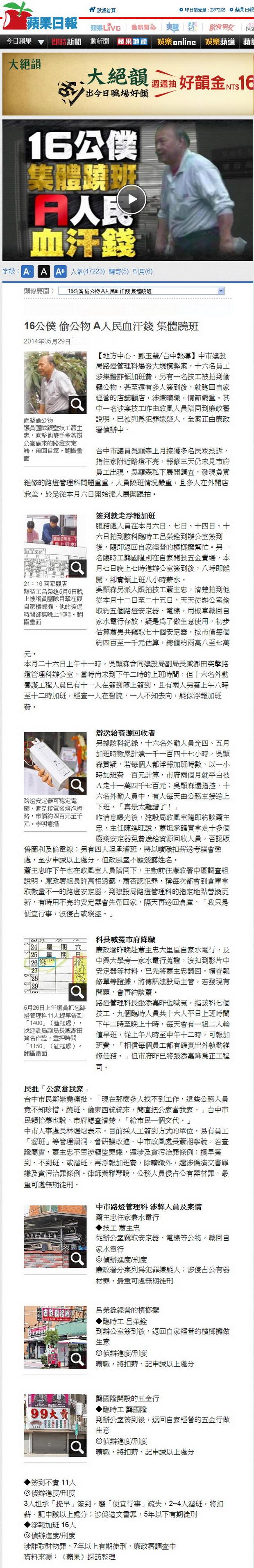 16公僕 偷公物 A人民血汗錢 集體蹺班-2014.05.29.jpg