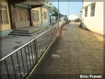 東勢-匠寮文化街1