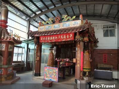 東勢-匠寮文化街10