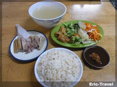 2-高雄林園-詹記鴨肉飯1