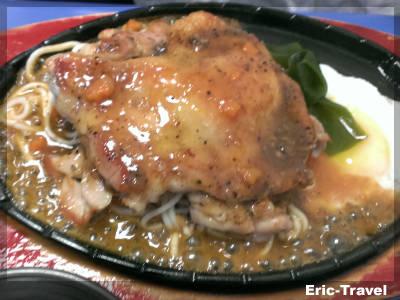 2-屏東-非吃不可牛排館-鮮嫩雞腿排1