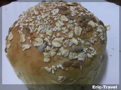 2-南投-水中月養生堡-麵包1
