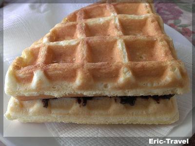 屏東-MONIDADA早餐-鬆餅、蛋餅1