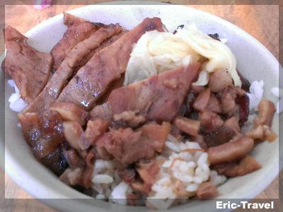 2-高雄新興-霞燒肉飯1