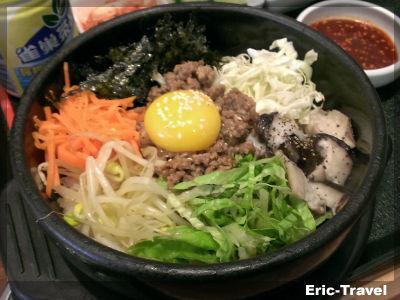 2-高雄左營-金家韓食(博愛店)-石鍋豬肉拌飯1