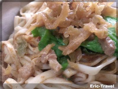 2-屏東枋山-大陸小吃部-乾麵2