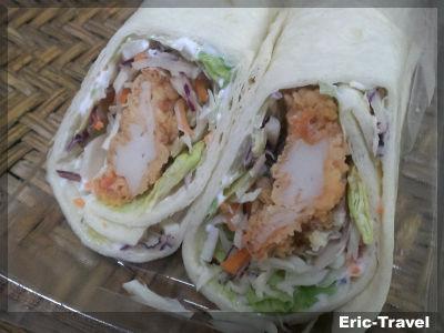2-全家-香炸雞柳握沙拉1