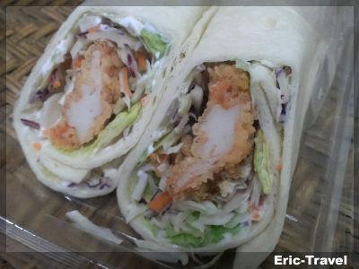 2-全家-香炸雞柳握沙拉3