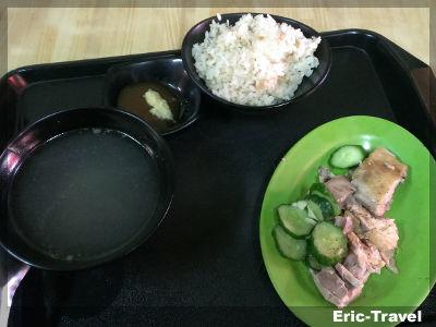 2-高雄林園-詹記鴨肉飯-鴨肉飯2
